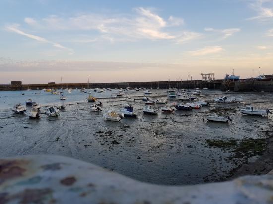 Port de Granville -Bassin à flot