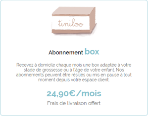 abonnement box