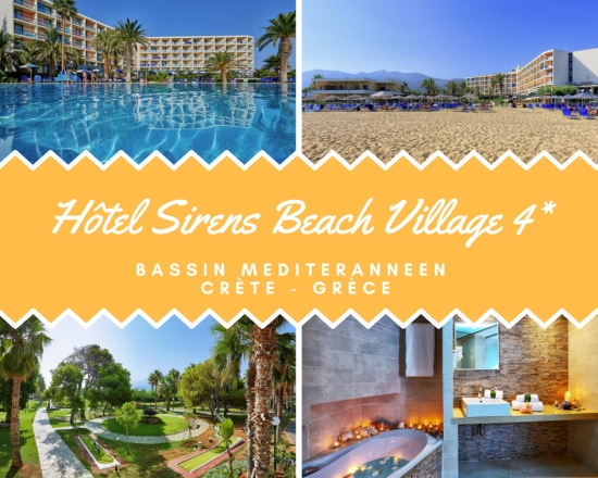 Hôtel Sirens Beach Village 4*