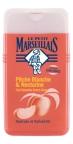 LE PETIT MARSEILLAIS - Gel douche Pêche nectarine