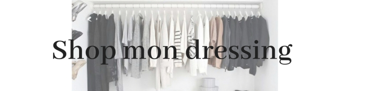 SHOP MON DRESSING